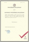 certificate Proven Company